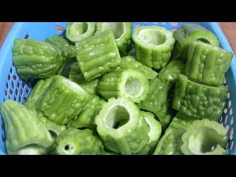"""hakka-cuisine-""""brewed-bitter-gourd""""-authentic-practice,-clearing-heat,-good-for-summer"""
