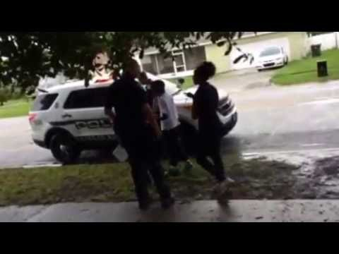 Stopped by police for being black civil rights violated