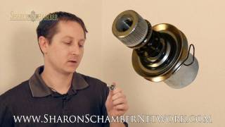 Sharon Schamber Network: All About Your Tension Assembly