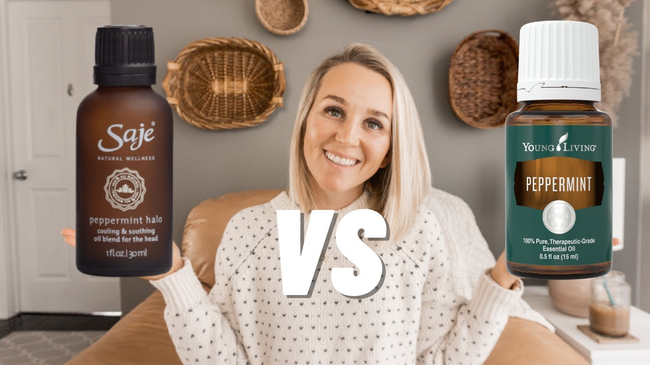 Download Young Living Essential Oils VS Saje Essential Oils - Whats Better?   Torey Noora