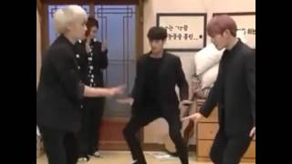 Shinee snl korea --ring ding dong--open the door