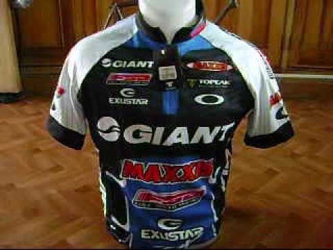 pro bike jersey giant maxxis team cycling jersey race team shirt ... 516d44c80