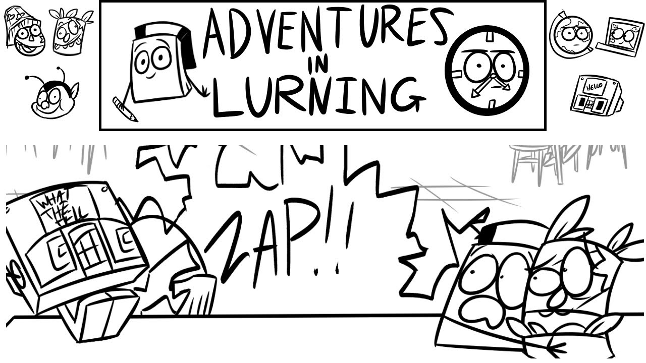 Download Sketchbook and Tony Adventures - Episode 16: Pulling the Plug