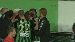 Höjdpunkter: Gais räddade poäng mot Östersund i 93:e - TV4 Sport