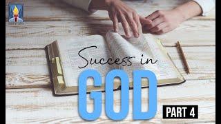 Success in God Part 4 - Patience | Pastor John Roughton | Spirit of Faith Church