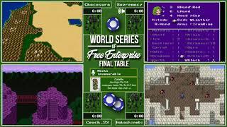 Final Fantasy IV Free Enterprise: WSOFE Catalite Final Table