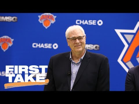 Did Phil Jackson Deserve To Be 'Fired'? First Take | June 28, 2017