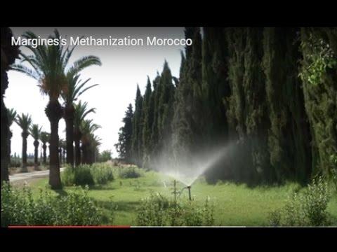 Amurca's Methanization Morocco