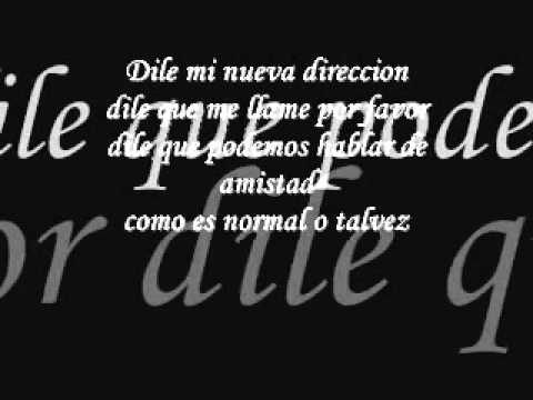 Dile tranzas- lyrics