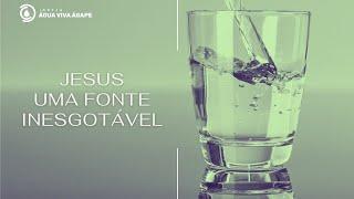 Jesus uma fonte inesgotável