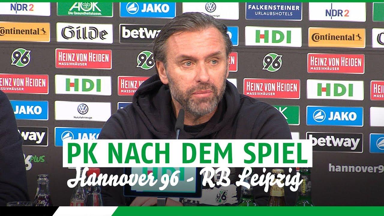 Rb Leipzig Hannover 96