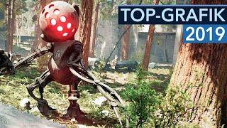 Die schönsten Spiele für 2019 auf PC und Konsolen