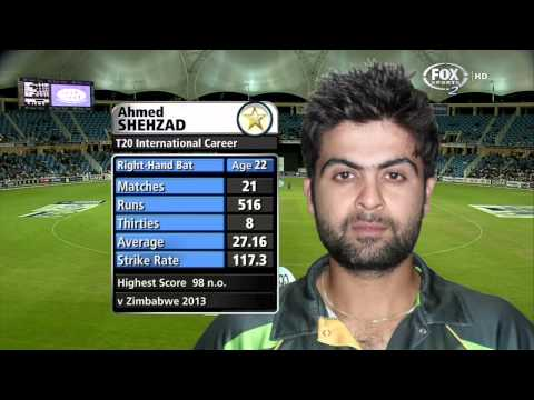 HD Pakistan v Sri Lanka 1st T20 Highlights 2013
