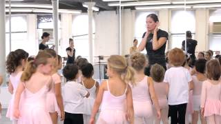 Joffrey Ballet School NYC Summer Dance Camp - Children