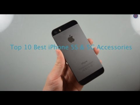 iPhone Best Accessories! (iPhone 5S/5C/6/6 Plus/6s/6s Plus)