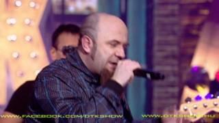 Balkan Fanatik a DTK Show-ban: Én az éjjel nem aludtam egy órát