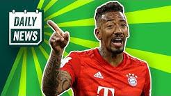 Bundesliga-Start am 15. Mai! Transfer News: Freigabe für Boateng & Martinez? Was kostet Rashica?