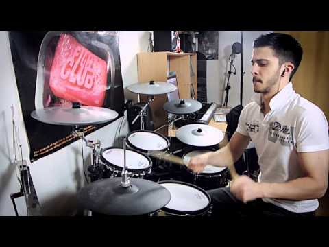 Closer to the Edge HD - 30 Seconds To Mars - Drum Cover By Adrien