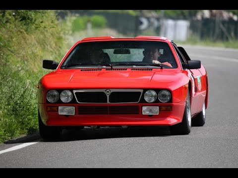 Lancia Rally 037 stradale + 037 Gr.B + 037 4WD-H