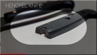 [KR] 소문난 헹켈(Henckel) 칼이 아파요. 치…