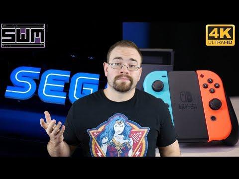 News Wave! - Sega Teases An Announcement And Nintendo Talks 4K Gaming