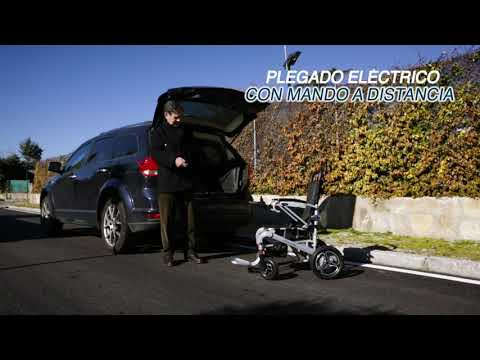 Ruedas AuraSilla Eléctrica Accessible Plegable Libercar De 54LRjAqc3
