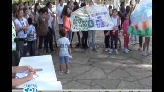 Concurso de Pancartas - Día Intrnacional del Agua en General Deheza