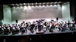 BANDA SINFÓNICA COMPLUTENSE , ALTEA, interpretada por JULIÁN