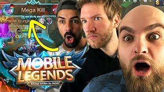 Jans MEGA QUAD-KILL💥! I Mobile Legends