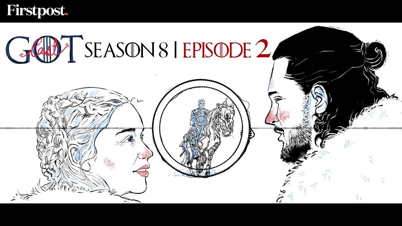 GOTcast Episode 2: With death at their doorstep, Jaime, Jon et al hold us spellbound