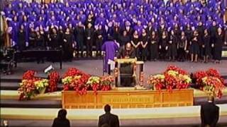 Pastor Marvin Winans Watch Night Service