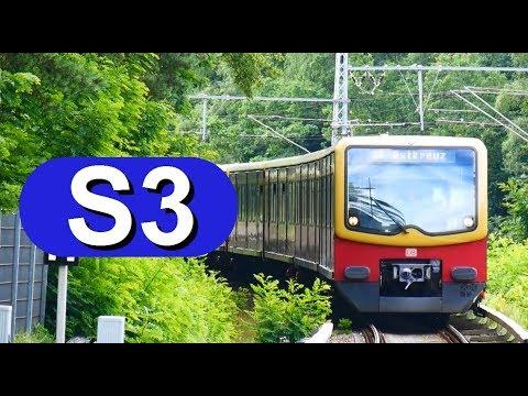 [Doku] S-Bahn Berlin: S3 Berlin: Ostkreuz - Erkner