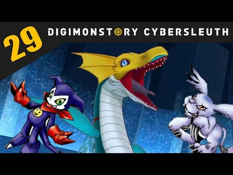 Digimon Story: Cyber Sleuth PS4 / PS Vita Let's Play Walkthrough Part 29 - Hacker Monster King