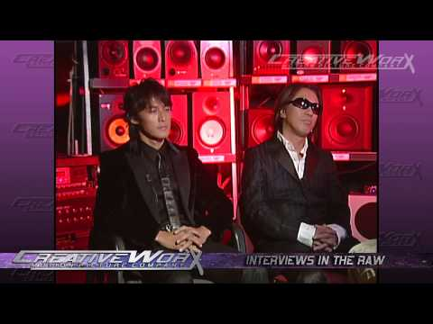 B'z Interview Part 2 2007 Tak & Koshi