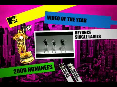 MTV VMAs 2009  of the Year Nominees