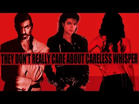 George Michael / Michael Jackson / Aaliyah - They Don't Really Care About Careless Whisper
