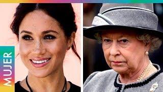 Meghan Markle reaparece de sorpresa en el cumpleaños de la reina