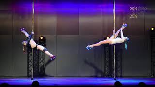 Verticats - Duets - Pole Dance Show 2019