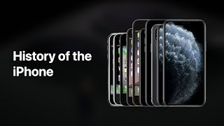 History of the iPhone (2007-2019)