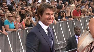 Leah Remini on Being Friends Tom Cruise, His Wedding to Katie Holmes: Part 3