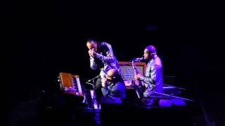 Stevie Wonder - Easy Goin' Evening (My Mama's Call) 11-6-14 Madison Square Garden, NYC
