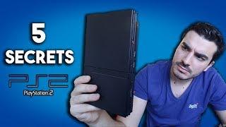 5 SECRETS CACHÉS SUR LA PS2!