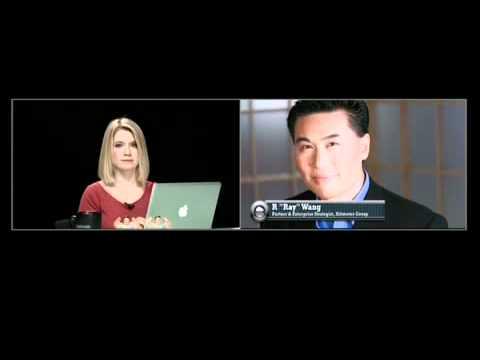 This Week in Cloud Computing - Ray Wang, Partner o...