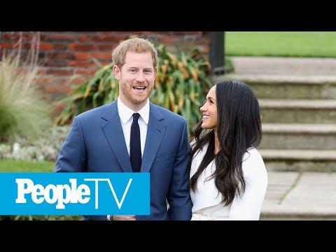 Prince Harry & Meghan Markle To Have A Spring-Themed Lemon And Elderflower Wedding Cake | PeopleTV
