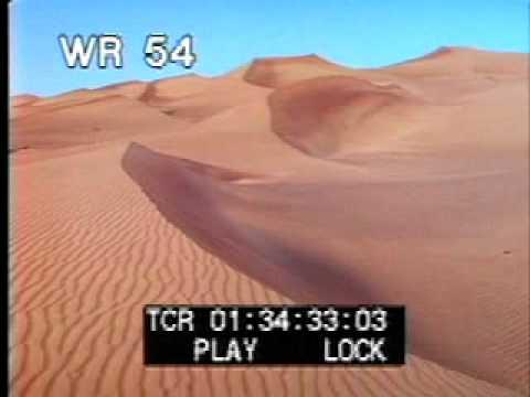 arabian desert part 1 stock footage youtube