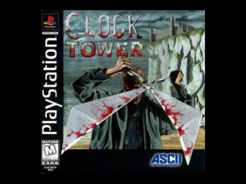 Clock Tower - Scissorman Chase
