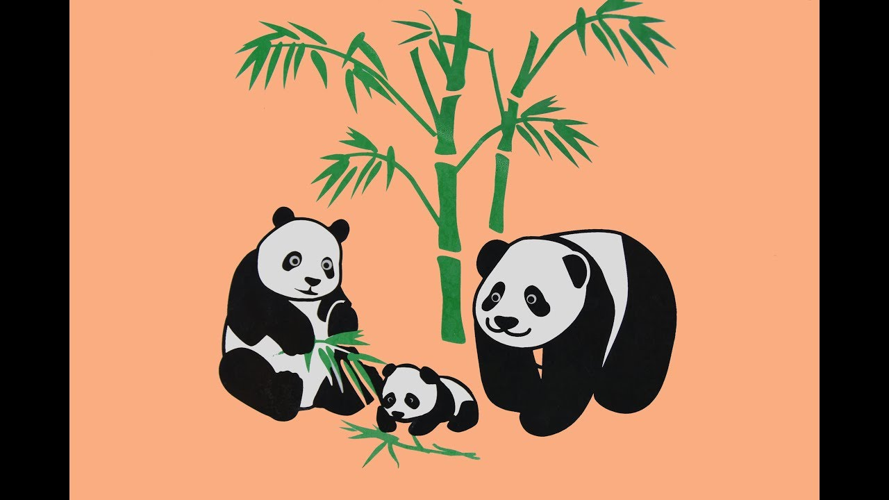 - El Oso Panda Video Y Sonidos Animados -The Panda Video