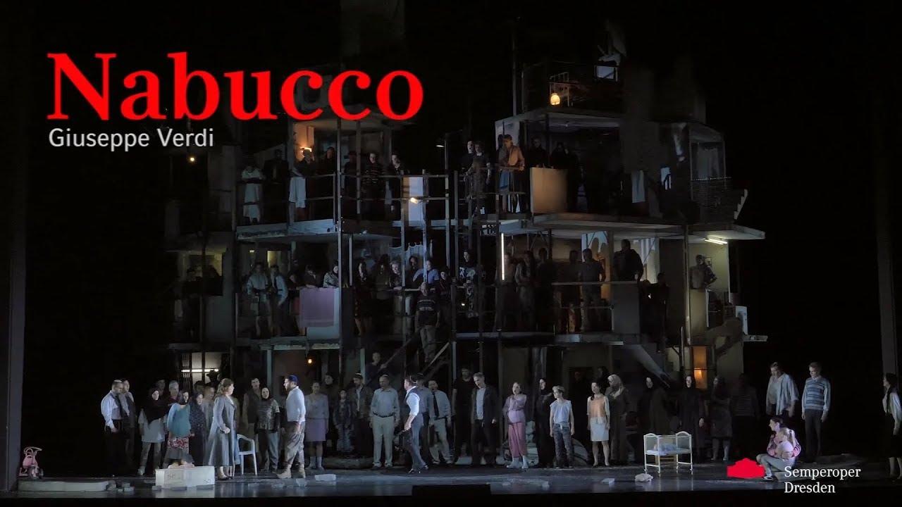TRAILER Giuseppe Verdi »Nabucco« // Semperoper Dresden
