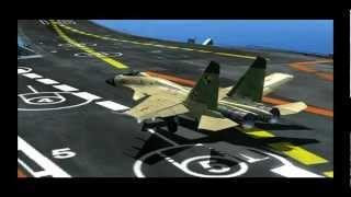 Bear Studios J-15 Naval Flanker 03