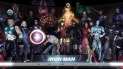 Marvel Ultimate Alliance All Skins including DLC